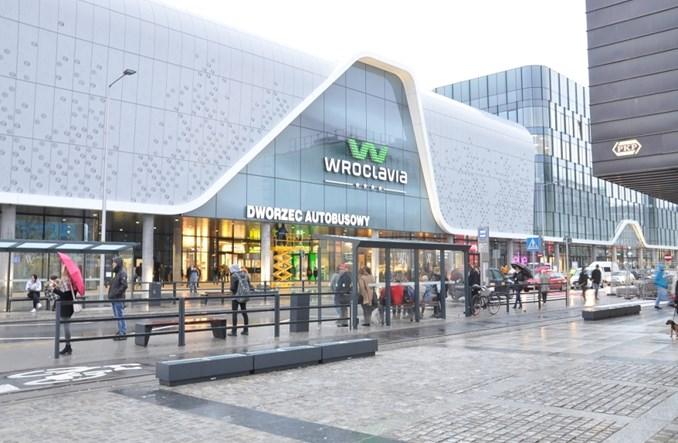Wrocław. Nowy dworzec autobusowy na zdjęciach