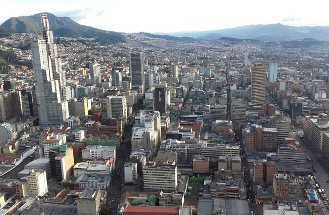 Bogota. Powiedz mi w czym mieszkasz, powiem ci kim jesteś