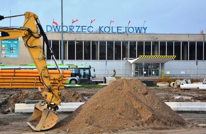 Nowy Olsztyn Główny. Niedoszły projektant z tańszą ofertą