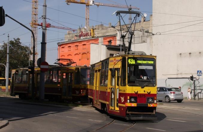 Konstantynów chce więcej kursów tramwaju