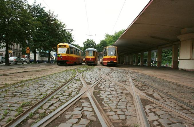 Drożyzna w Łodzi w przetargu na przebudowę tramwaju na Północnej i wlotach pl. Wolności