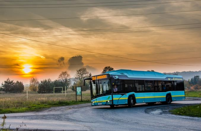 Jaworzno dopłaca do kolejnych elektrobusów Solarisa