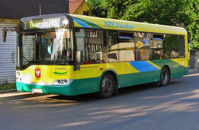 Ostrołęka wreszcie kupi jakieś autobusy