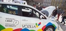 Wrocław. Vozilla w listopadzie wypożyczana 20 tys. razy