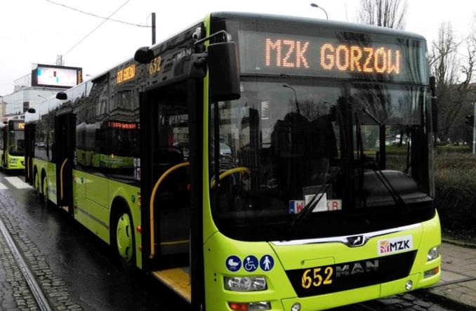 Gorzów odebrał 15-metrowe autobusy od MAN-a