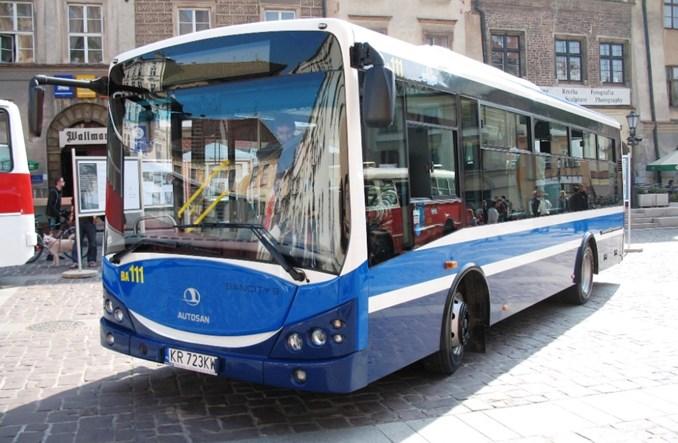 Kraków kupuje autobusy midi i mini
