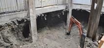 Metro na Wolę: Na Młynowie budowa schodzi do hali peronowej