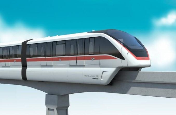 Chiny: Bombardier wybuduje monorail w Wuhu