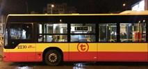Warszawa: Pojazdy komunikacji miejskiej z nowym logo