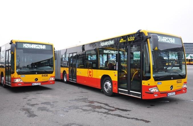 Warszawa. MZA zamawiają 555 alkozamków do autobusów