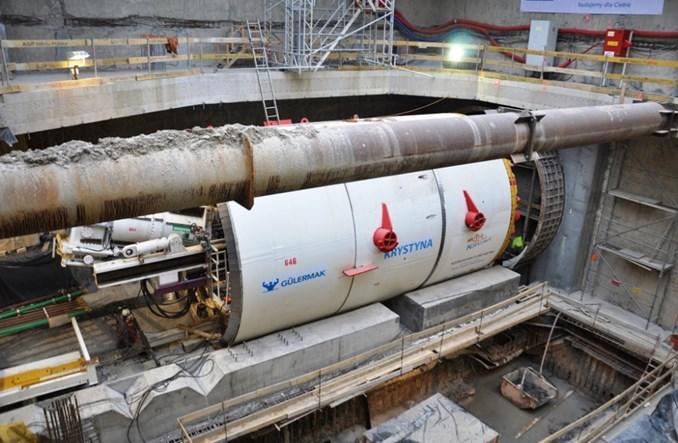 Metro na Wolę: Rozruch pierwszej tarczy 10 lutego