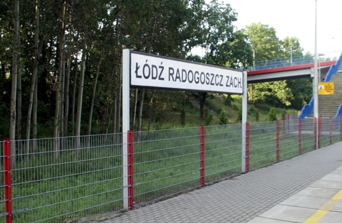 Łódź: Przystanek ŁKA Radogoszcz Wschód przy Kreciej