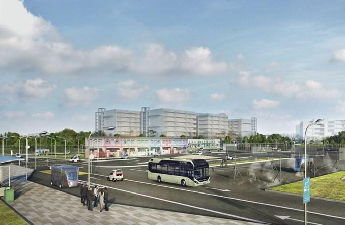 Volvo i NTU przetestują w Singapurze  autonomiczne elektrobusy