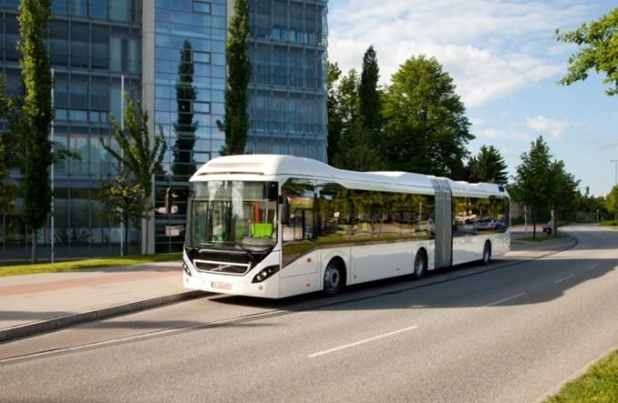 Volvo wkroczy do Krakowa z autobusami 7900 Hybrid