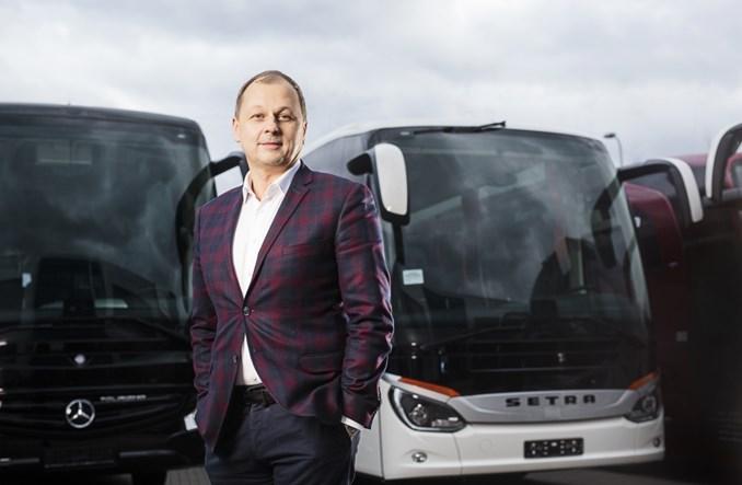 Nowy prezes EvoBus Polska: Transport zmienia się bardzo szybko