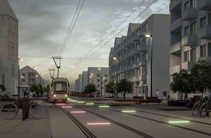 Gorzów z umową na deptak z tramwajem na Sikorskiego