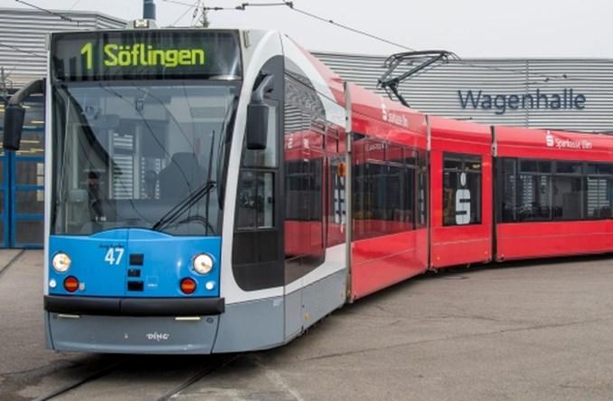 Siemens testuje autonomiczny tramwaj