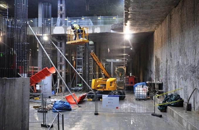 Metro na Targówek: Trwa wyposażanie tuneli. Za 2 miesiące pierwsze elementy torowiska