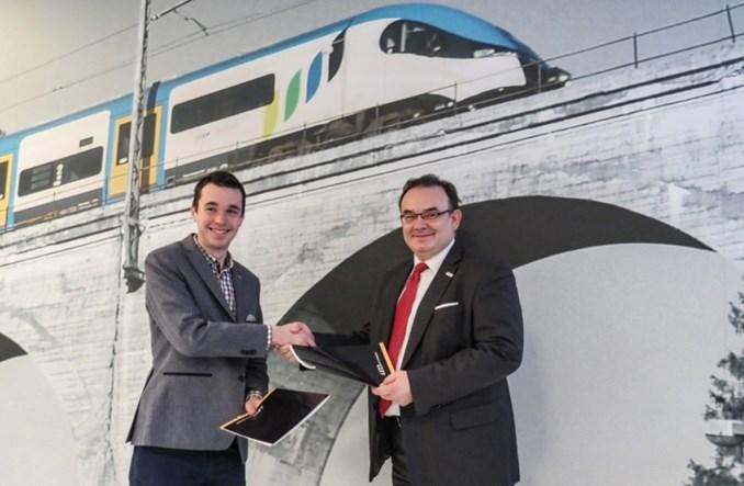 Koleje Śląskie współpracują z Leo Express
