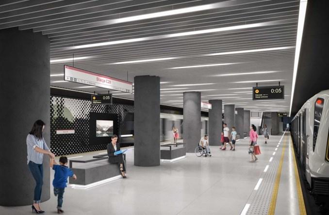 Metro na Bródno: Wojewoda wydaje pierwsze pozwolenia na budowę