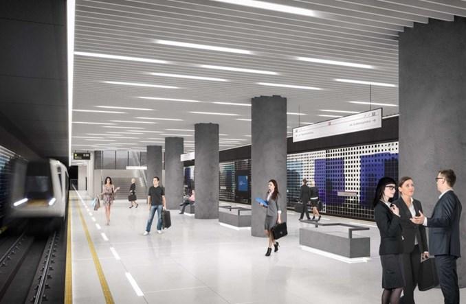 Metro: Jeszcze w czerwcu wynik przetargów na dwa odcinki II linii oraz tabor
