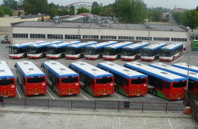Trzy autobusy mini dla Puław