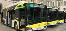 Solaris dostarczył 12 autobusów elektrycznych do Bergamo