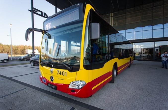 Wrocław z 60 nowymi Mercedesami Citaro (zdjęcia)