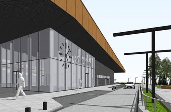 Goleniów buduje nowy dworzec. Rusza przetarg