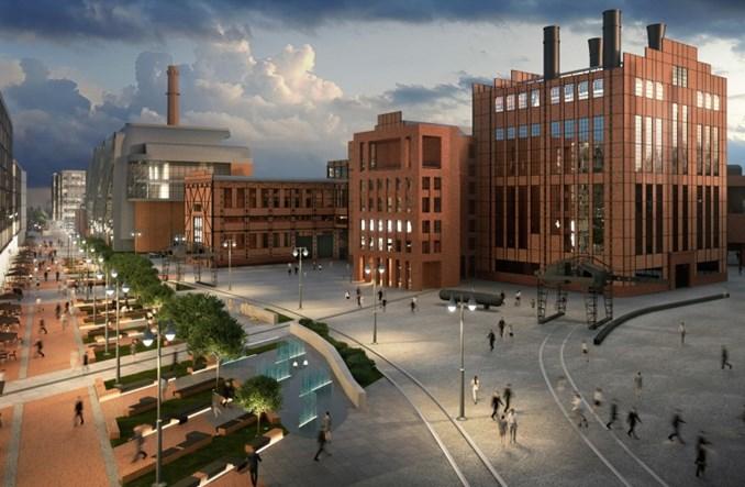 Łódź: Wkrótce przetarg na Rynek Nowego Centrum [wizualizacje]