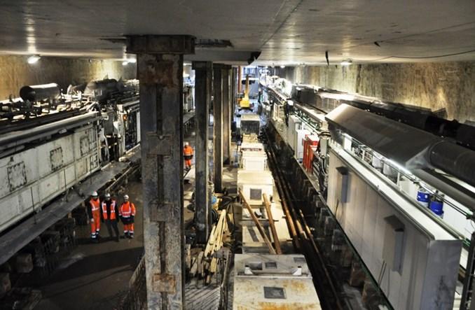 Metro na Wolę: Rozruch Krystyny. Za kilka dni zacznie drążyć