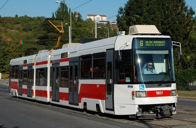 Dwie używane Tatry z Brna trafiły do Modertransu