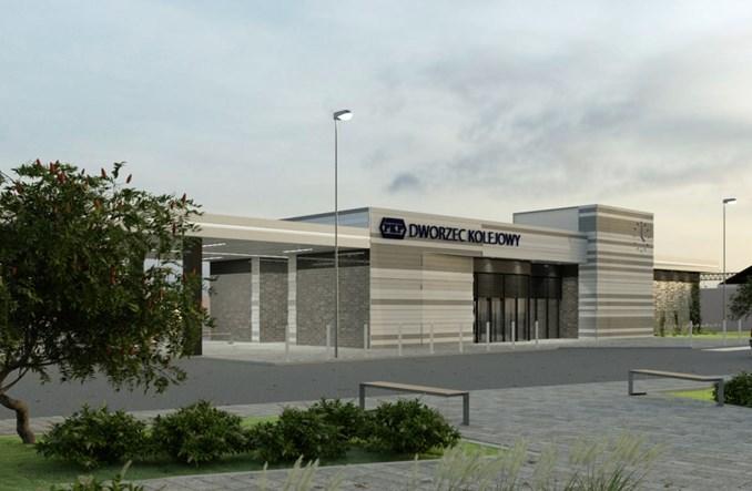 Nidzica: W II poł. roku ruszy budowa nowego dworca systemowego (wizualizacje)