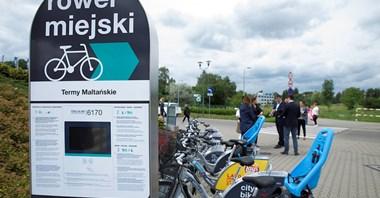 Chorzów z rowerem miejskim Nextbike'a od jesieni?