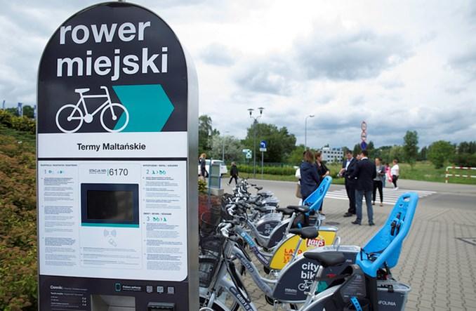 Poznań. Rozbudową Poznańskiego Roweru Miejskiego zajmie się Nextbike