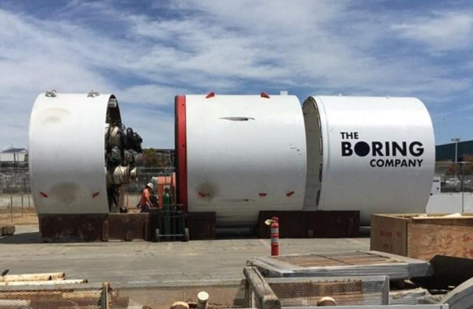 """Elon Musk ma """"zielone światło"""" na budowę tunelu z Waszyngtonu do Nowego Jorku"""