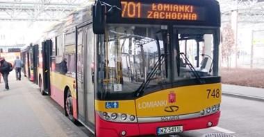 Solaris z umową na dwa autobusy dla Łomianek