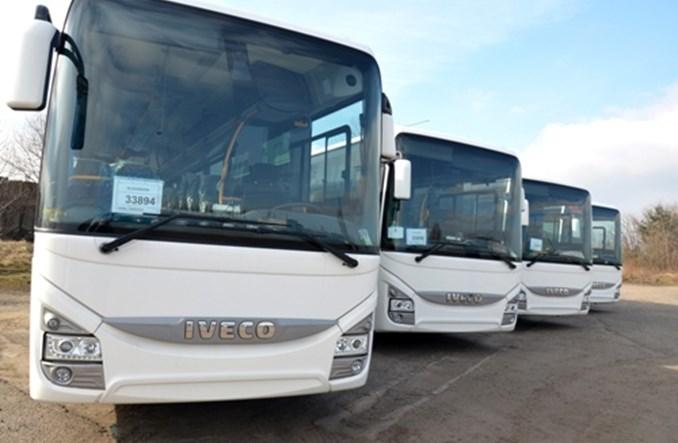 Nowe autobusy w PKS Kluczbork