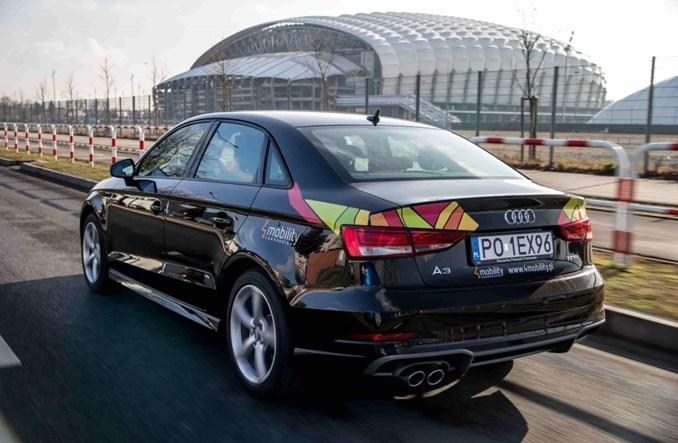 4Mobility we współpracy z Audi uruchamia car sharing w Poznaniu