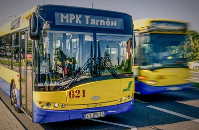 MPK Tarnów: Do końca roku 40 nowych autobusów, w tym testowy elektryczny