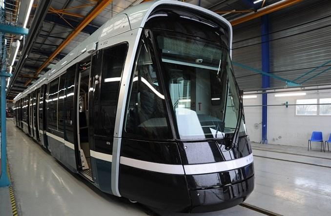 Pierwszy tramwaj na Mistrzostwa Świata w Piłce Nożnej 2022 już gotowy