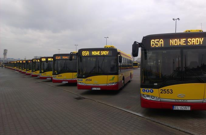 Łódź: Czy MPK przestanie być monopolistą?