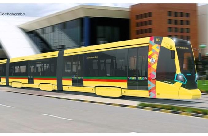 Boliwia. Stadler dostarczy 12 tramwajów do Cochabamby