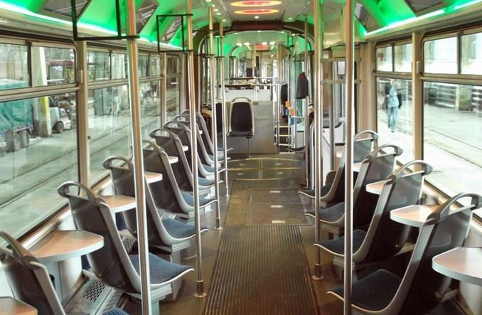 MPK Łódź kupiło imprezowy tramwaj z Helsinek [zdjęcia]