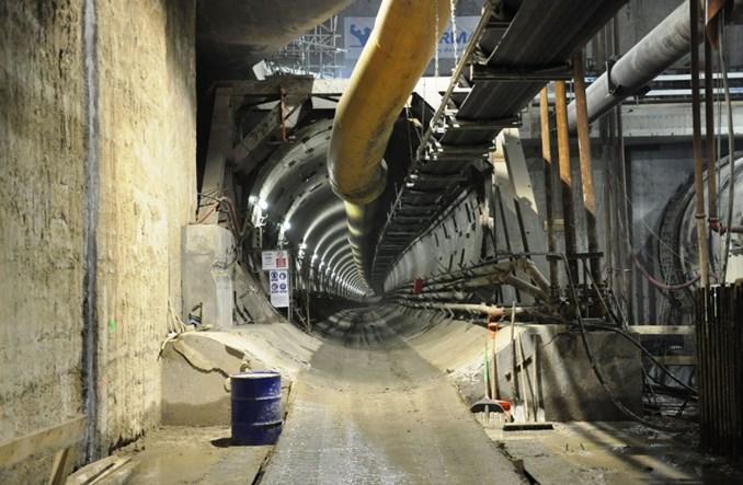 Metro: Na Woli rozruch drugiej tarczy drążącej tunel