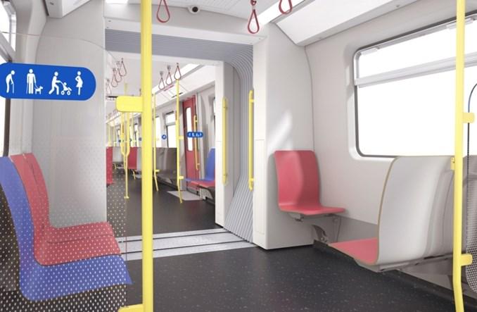 """Wiedeń. Automatyczne pociągi metra """"X"""" od Siemensa"""