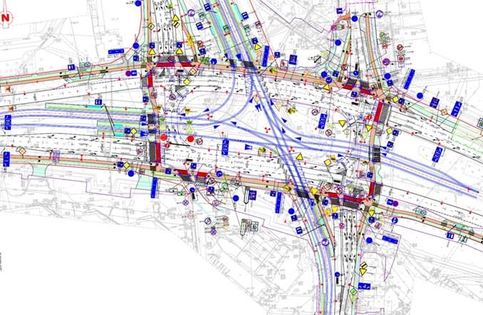 Bydgoszcz dokłada pieniądze do remontu torów na Wojska Polskiego i wybiera ZUE
