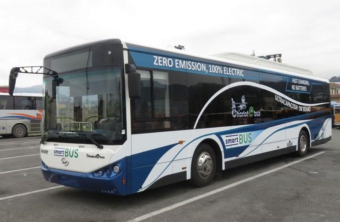 Chariot Motors: 100 autobusów elektrycznych tygodniowo