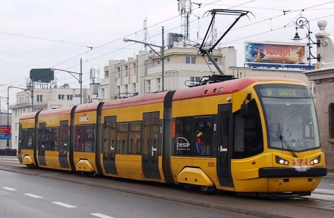 Tramwaje Warszawskie wycofały z ruchu najstarsze Pesy ze względów bezpieczeństwa