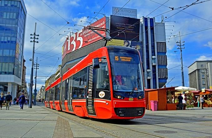 Drogi prąd uderza w tramwaje